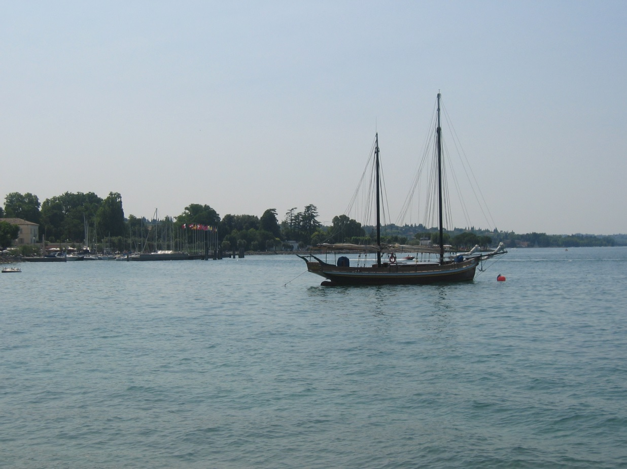 Sommerwetter am Lago di Garda
