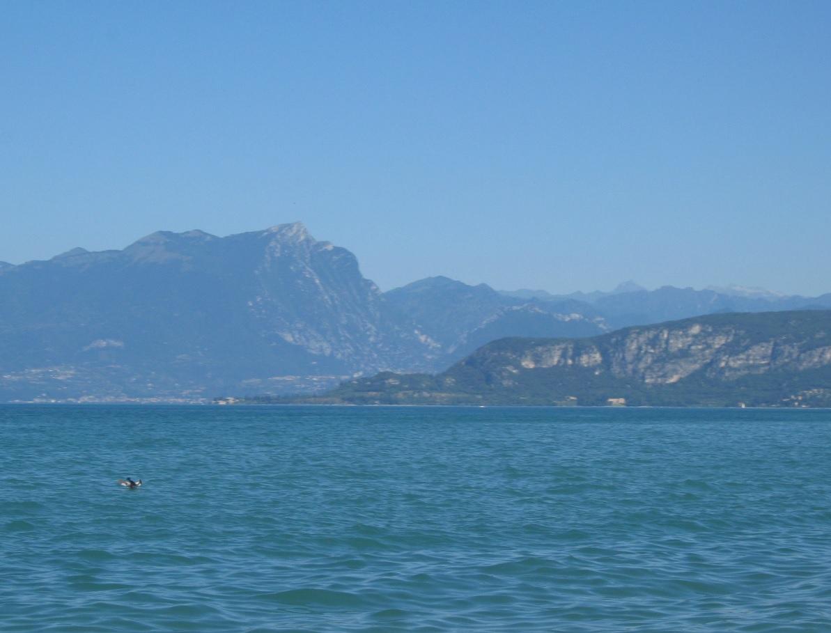 malerischer Gardasee