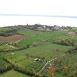 Ausblick Rocca di Manerba