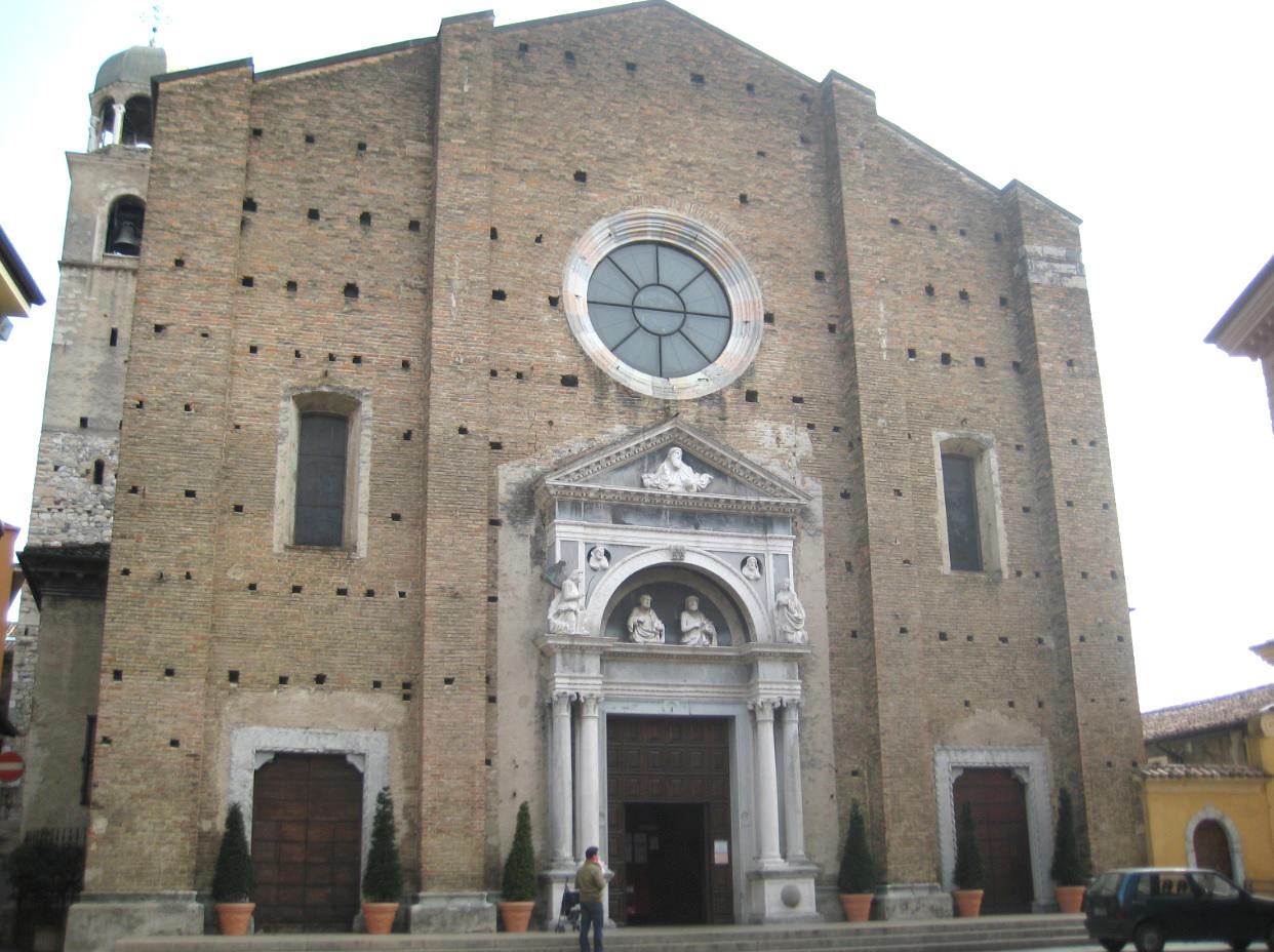 Dom von Salo in Italien