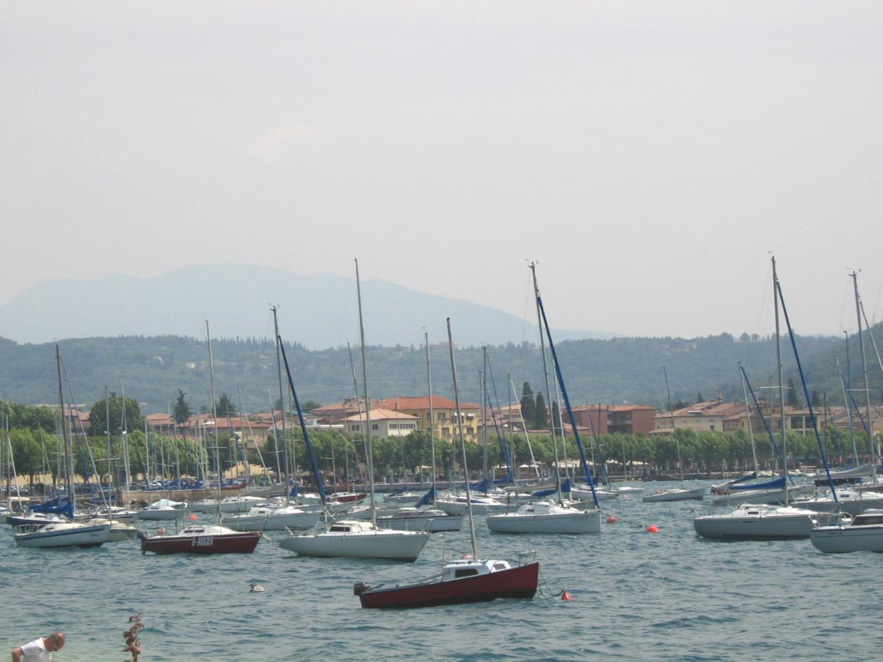 Gardasee Segelboote