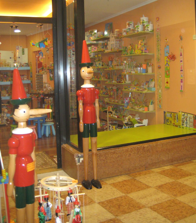 Shopping der besonderen Art am Gardasee
