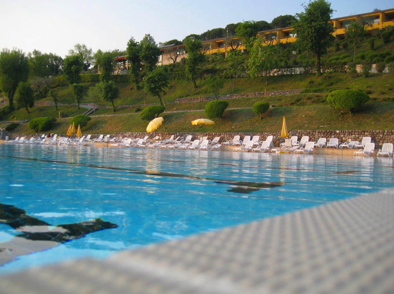 Hotel mit Schwimmbad am Gardasee