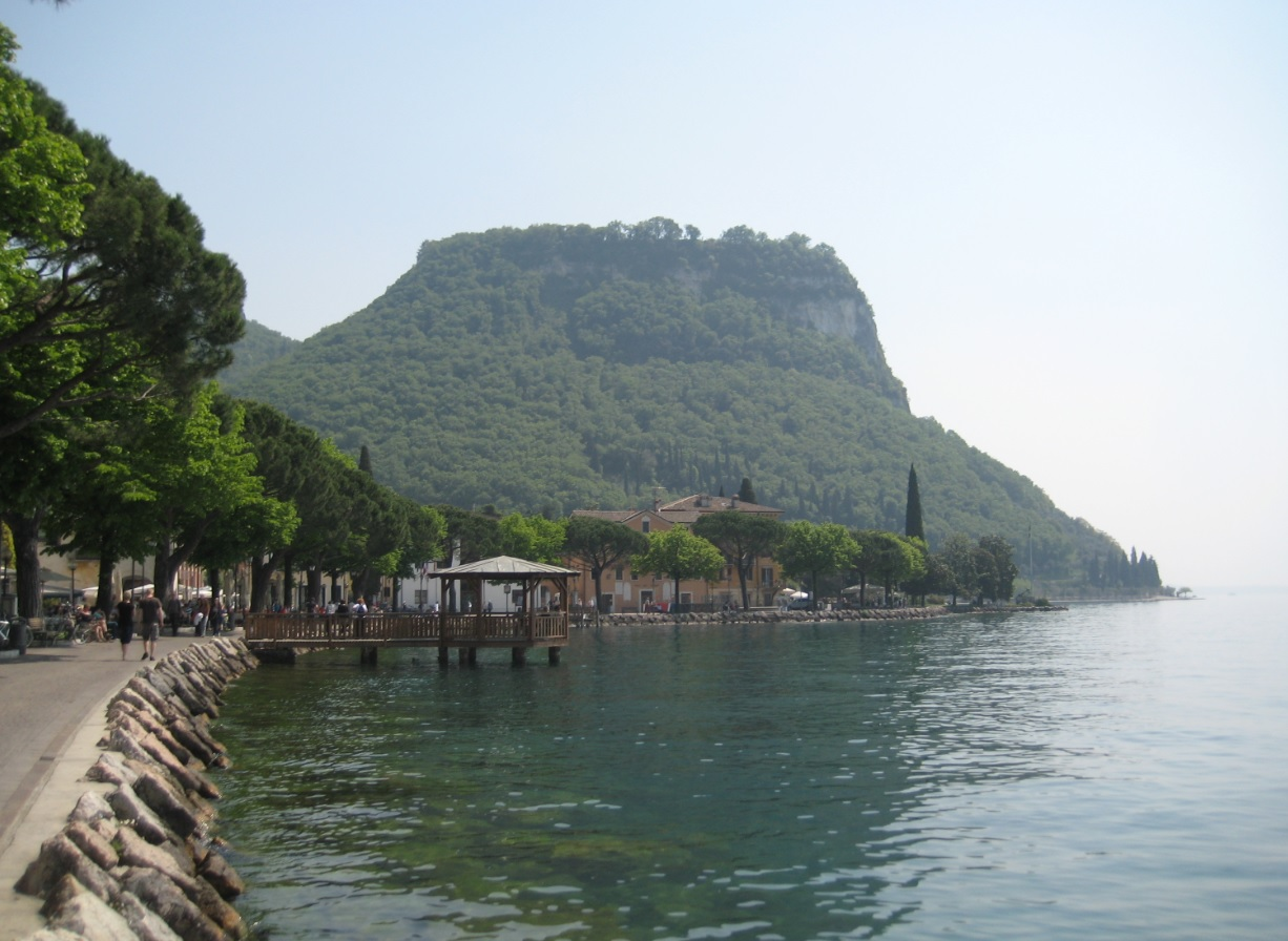 Wandern in Garda am La Rocca