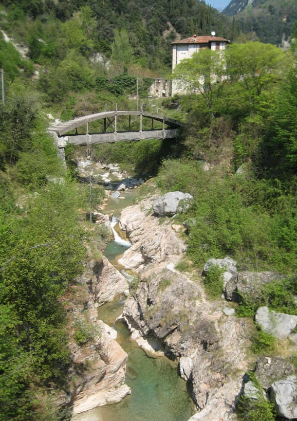 Wandern in Toscolano Maderno