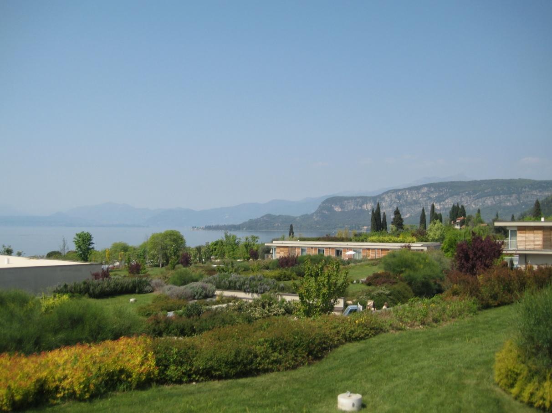 Blick von Bardolino nach Garda
