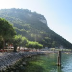 Traumpromenade in Garda am Seeufer