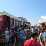 Wochenmarkt in Lazise