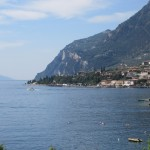 Badesurlaub in Limone am Gardasee