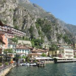 Panorama Ufer in Limone