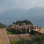 Lago di Garda 2017 mit Fernblick