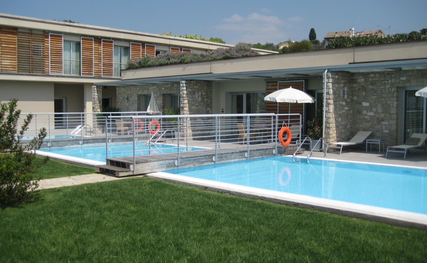 Ferienhäuser am Gardasee