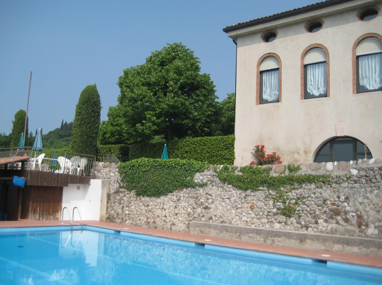 Ferienhaus am Gardasee mit Pool
