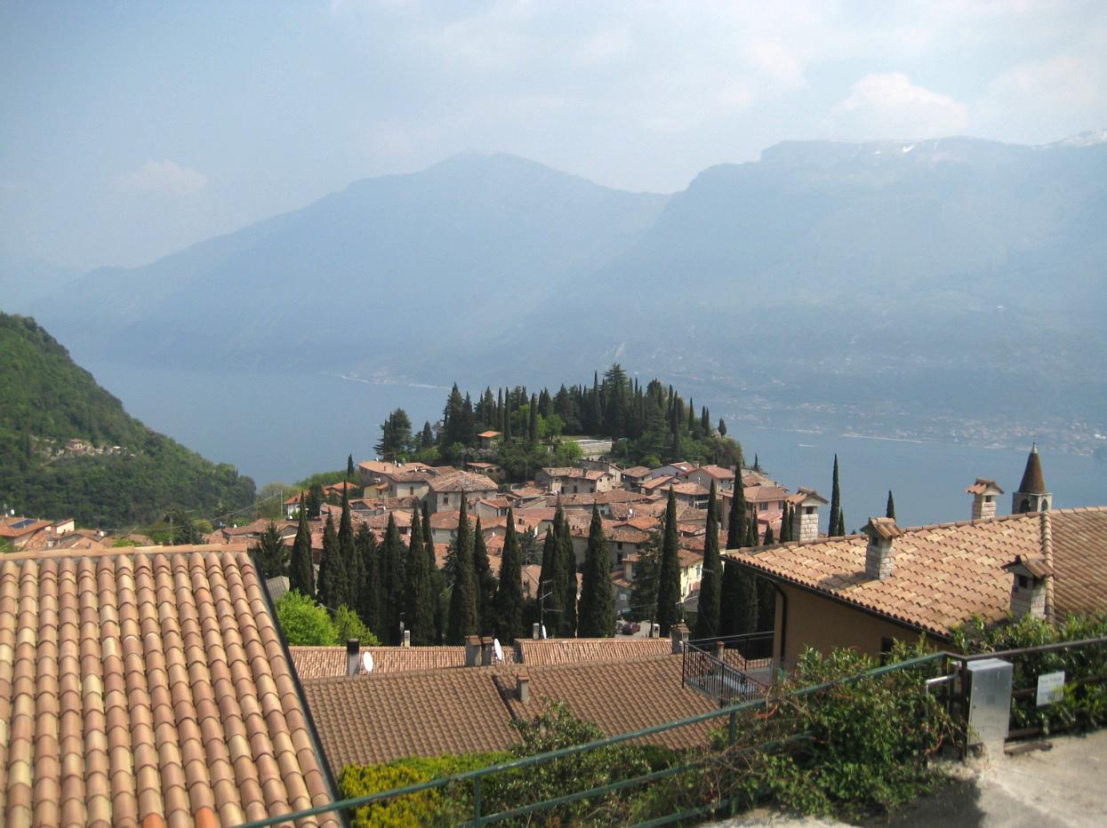 Bergdörfer am Gardasee