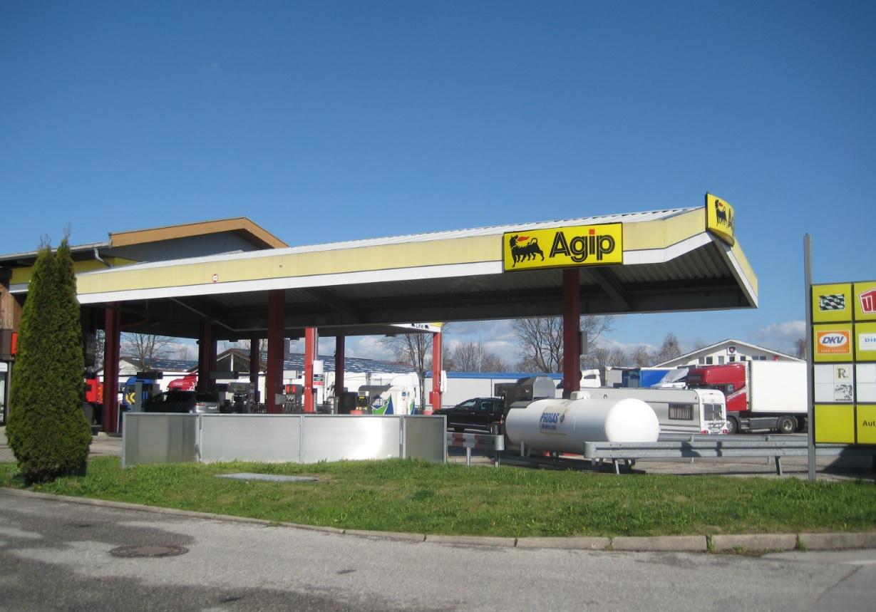 Vignetten an Tankstellen erhältlich