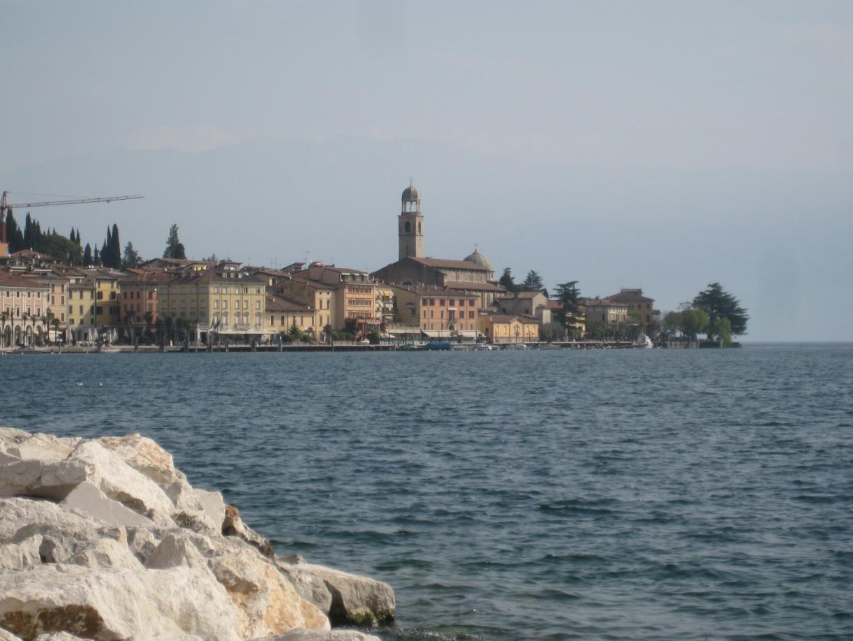 Bucht von Salo am Gardasee