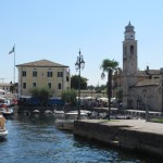 Romantischer Hafen am Gardasee