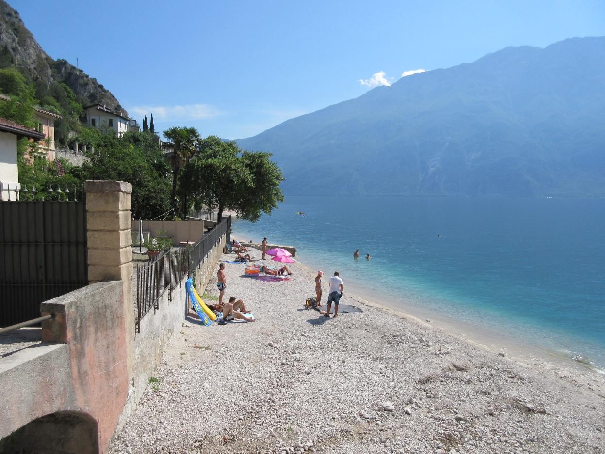 Hotel Am Gardasee Mit Strand