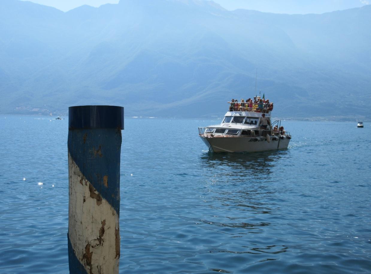 Bootsfahrten auf dem Gardasee
