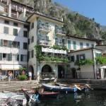 Kleiner Hafen bei Limone sul Garda